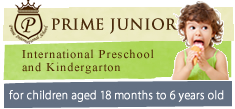 Prime Junior---Prime International School | 恵比寿にある英語幼稚園